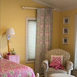 Pottery Barn Kids Curtains